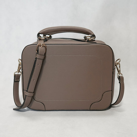Structured Box Bag