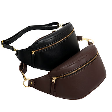 Zipper Belt Bag