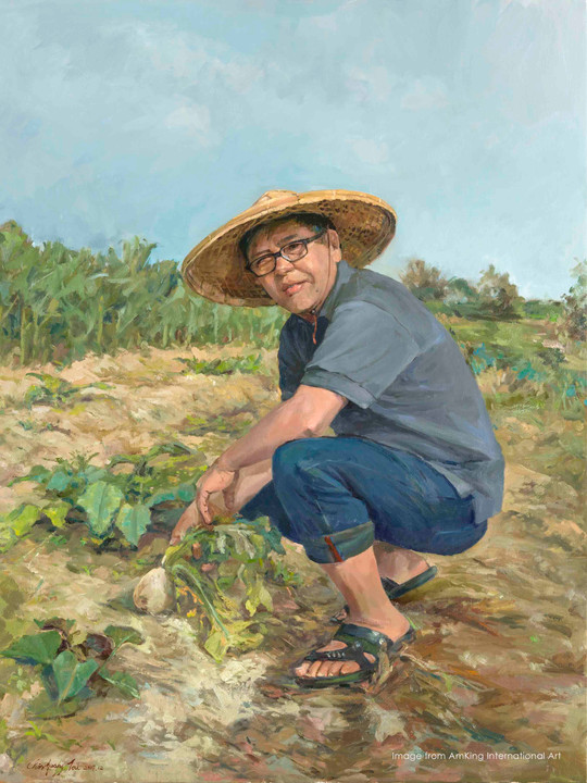 城市農夫  Urban Farmer