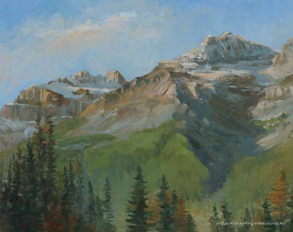 落磯山脈 I  Rocky Mountains I
