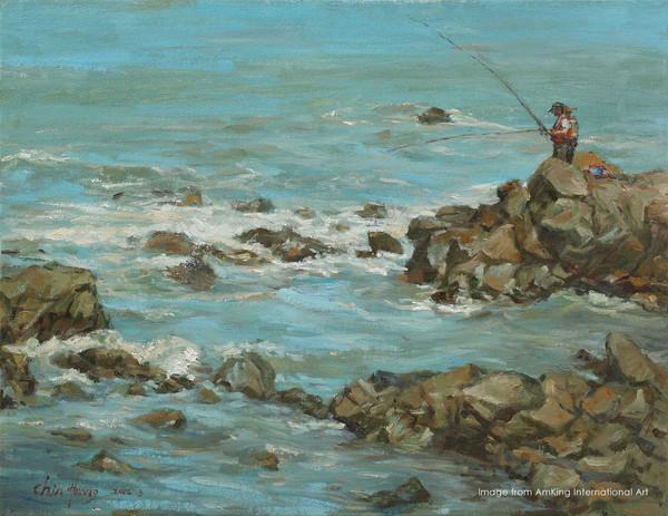 富基海釣  Fisherman