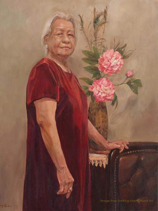 慈母 I  Mother, Unconditional Love