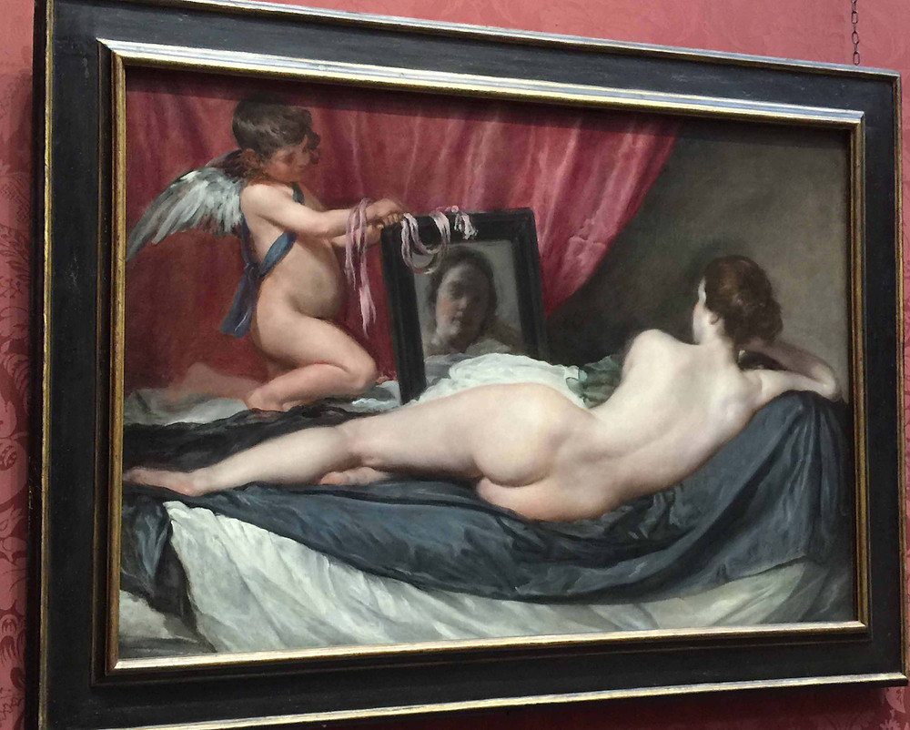 Oil on canvas, 122.5 x 177 cm
