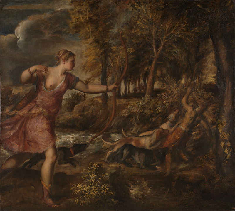 Oil on canvas, 178.8 x 197.8 cm