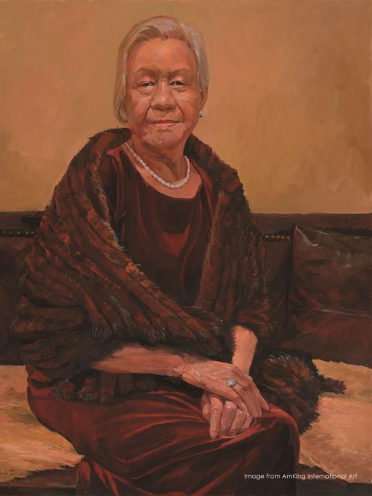 慈母 II  Mother, Unconditional Love