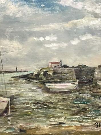 河景  Landscape