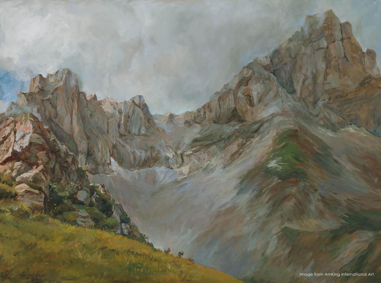阿爾卑斯山  The Alps III