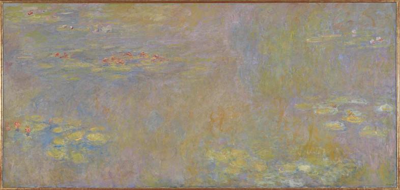 Oil on canvas, 200.7 x 426.7 cm