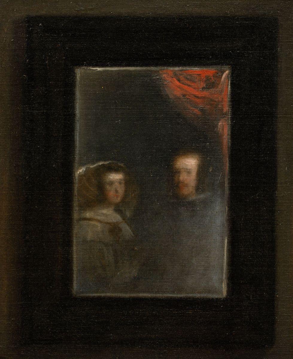Oil on canvas, 320.5 x 281.5 cm