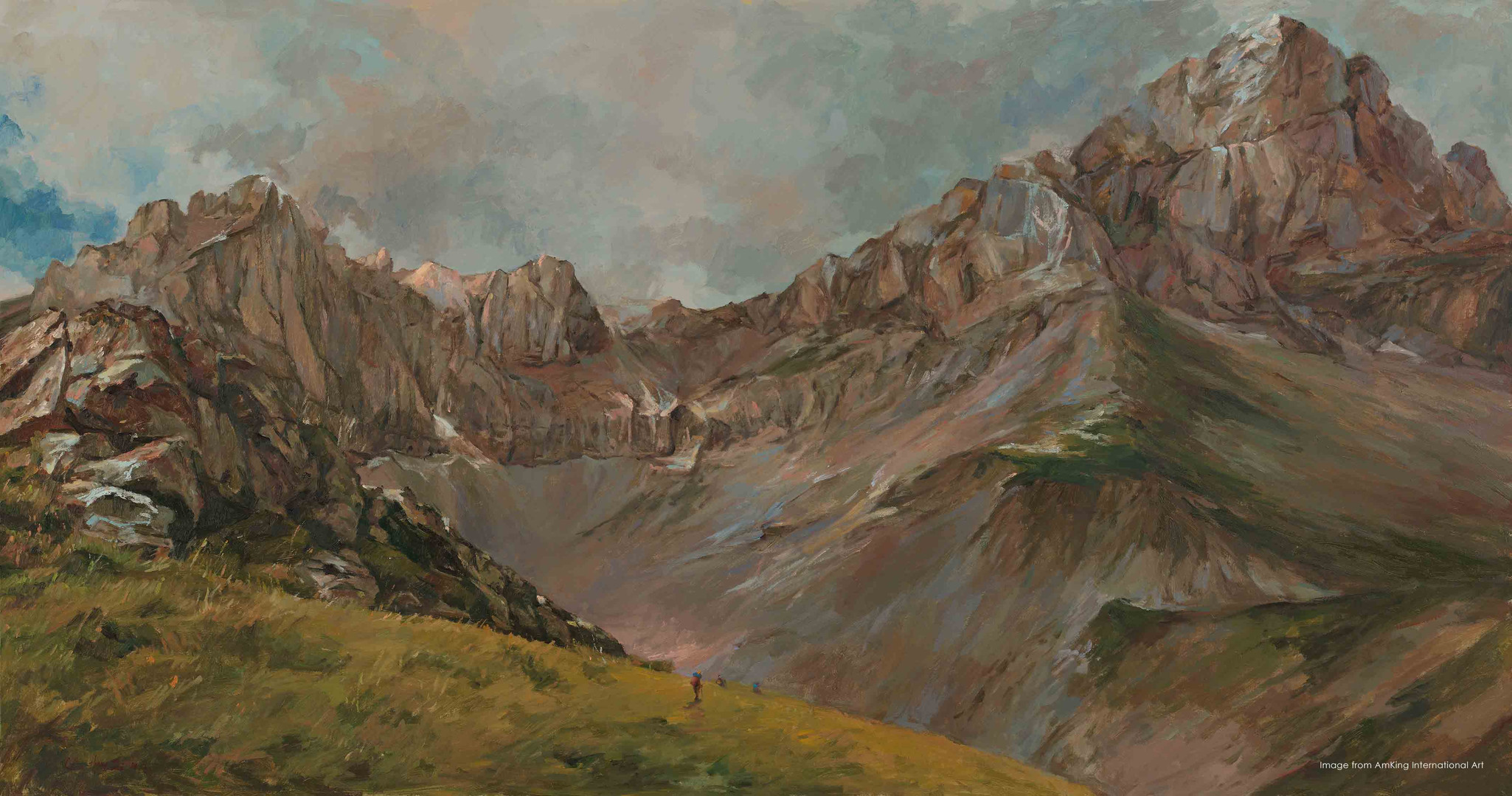 父愛如山  The Alps II