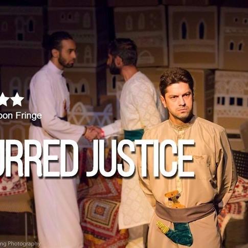 Blurred Justice - Theatre (2016-17)