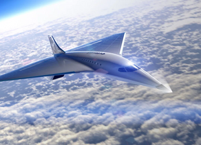 Virgin Galactic is teaming up with Rolls Royce for a high-speed airplane and you NEED to see it