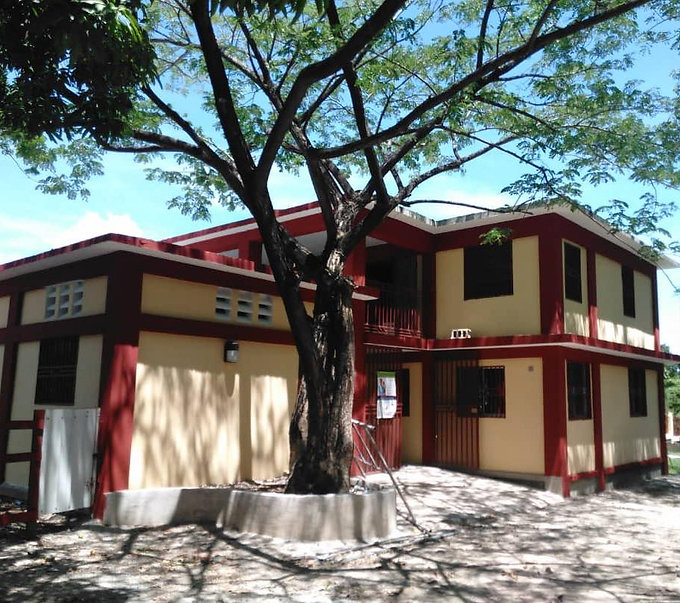 The Haiti ARISE Birthing Centre finished construction and is now operating