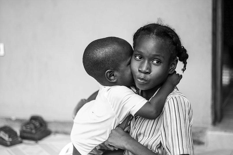 Children at the Haiti ARISE Children's Village