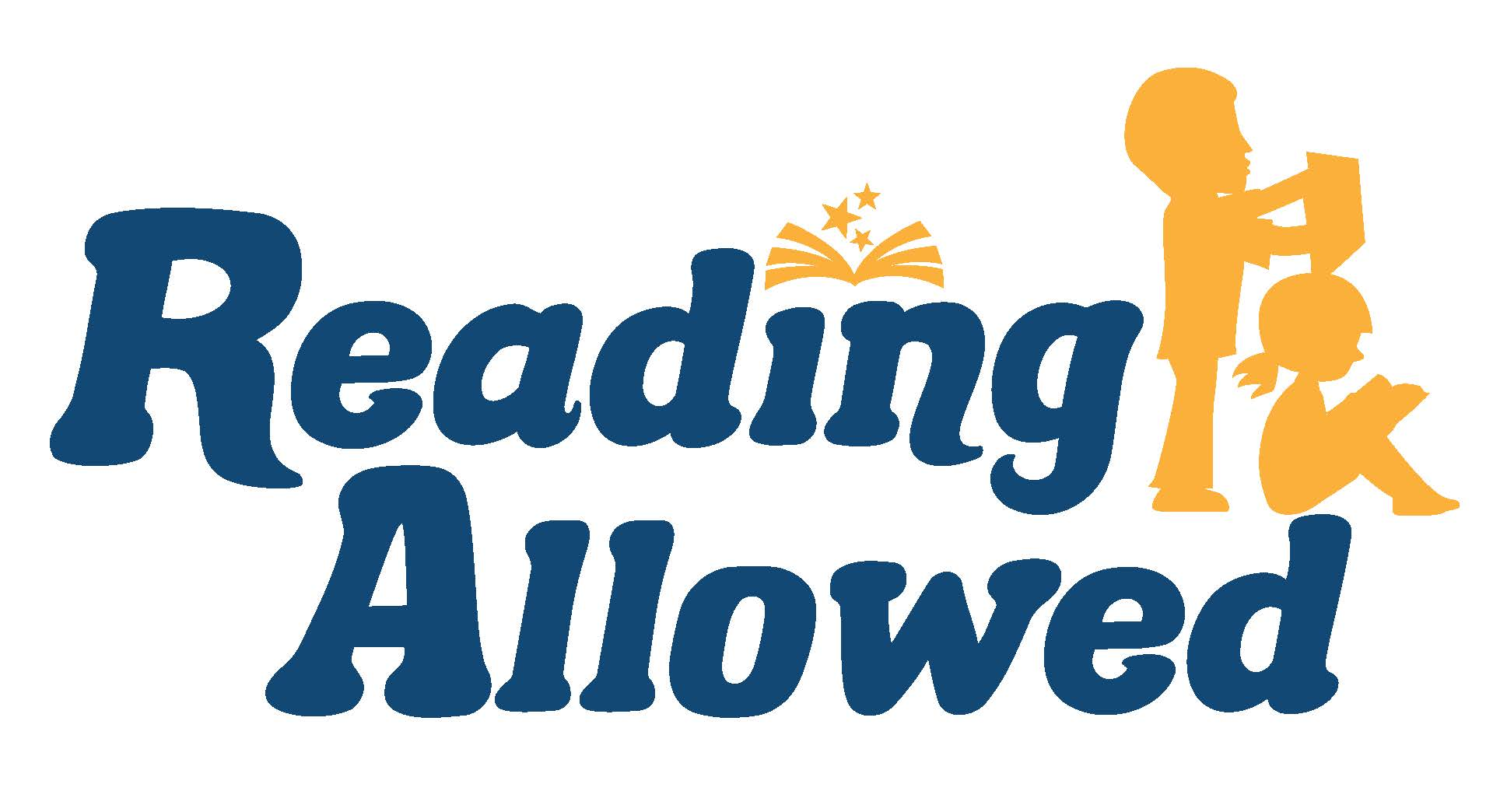 Reading Allowed Logo