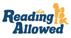 Reading Allowed Logo