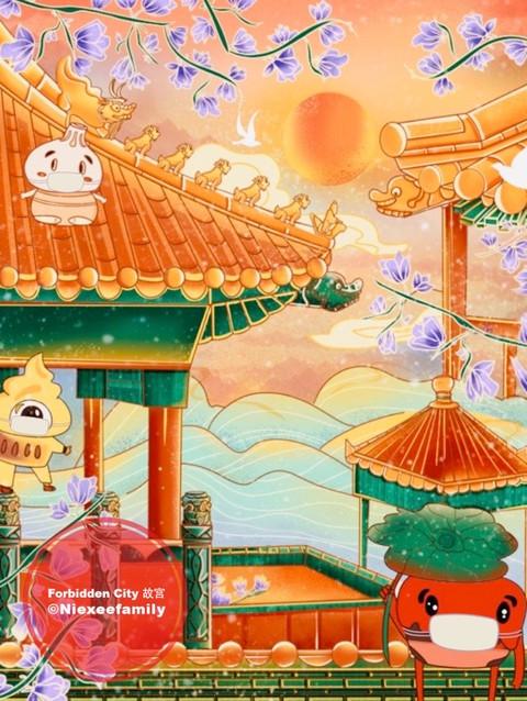 Forbidden City by Niexeefamily
