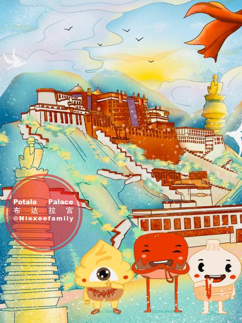 Potala Palace Niexeefamily