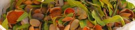 El Molino del Conde: Sack of almonds - Andalucía, Spain