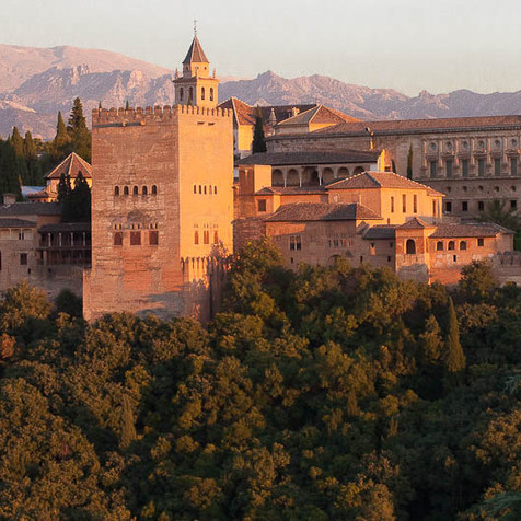 Granada - The Alhambra Palace