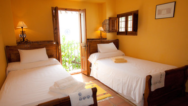 El Molino del Conde - Twin bedroom