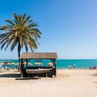 Malaga - beaches