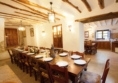 El Molino del Conde: Comedor dining room seats 18+