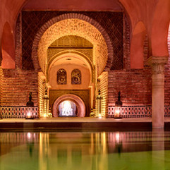 Granada - The Arab Baths