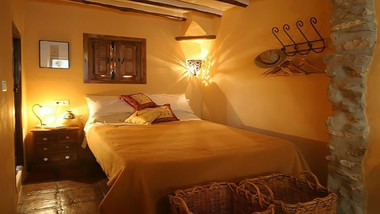 El Molino del Conde - The Courtyard Bedroom