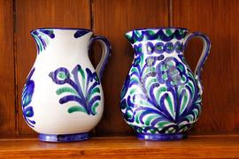 El Molino del Conde: Granada ceramics