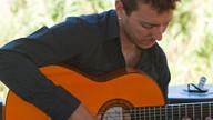 Local flamenco guitarrist (and primary school teacher!)
