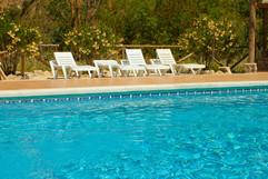 El Molino del Conde: Swimming pool