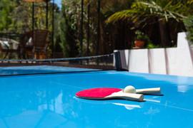 El Molino del Conde: Table tennis