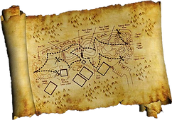 old trail map