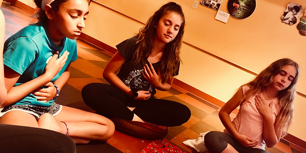 Girl To Goddess Friendship Circle Grades 5-8