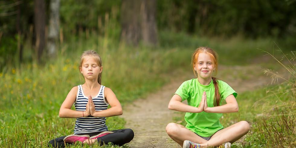 Girl to Goddess Junior Summer Camp (grades 1-4)
