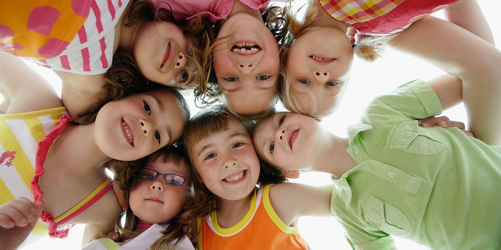 Girl To Goddess Friendship Circle Grades 1-4