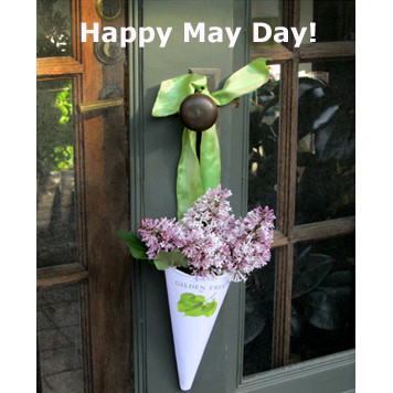 Go A-Maying for May Day
