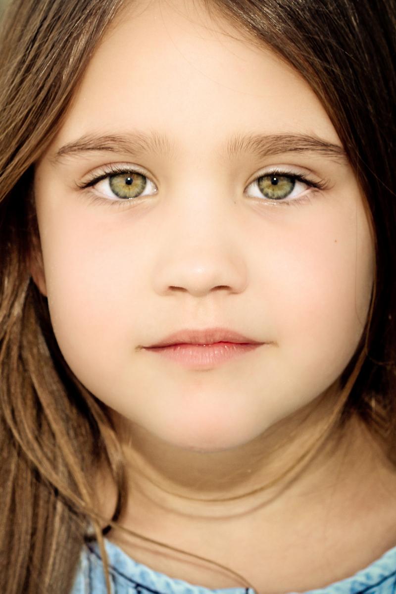 Children's portrait