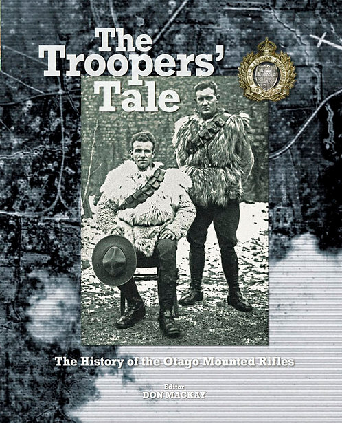 The Troopers Tale: History of the Otago MR