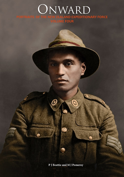 Onward: Portraits of the NZEF, Volume 4
