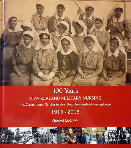 100 Years - New Zealand Military Nursing