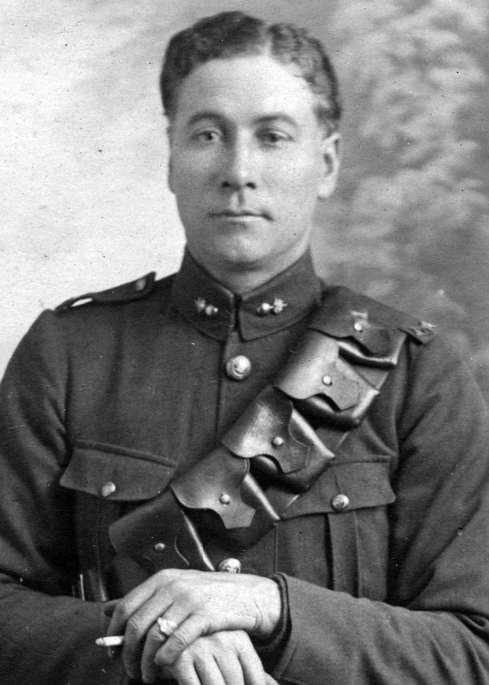 18538 Ernest James O'Neill, Attested in UK 17/7/1916