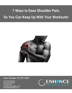 7 ways to ease shoulder pain so you can