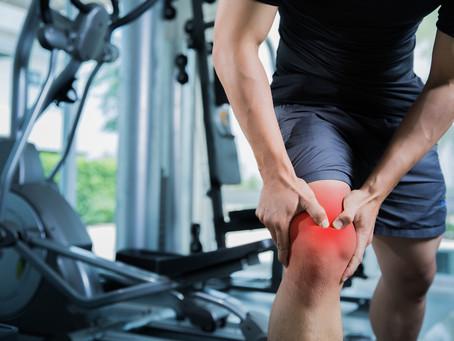 Avoiding Injury as Gyms Reopen