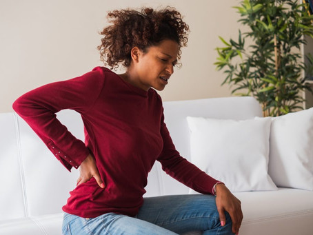Being Quarantined is Hard Enough...But Being Quarantined and Dealing with Back Pain is Even Worse.