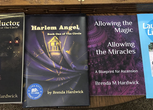 All 4 Books for a Steal of a Deal!