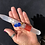 Thumbnail: Angel Healing Wand - Lapis, Lemurian Quartz, Tiger Eye