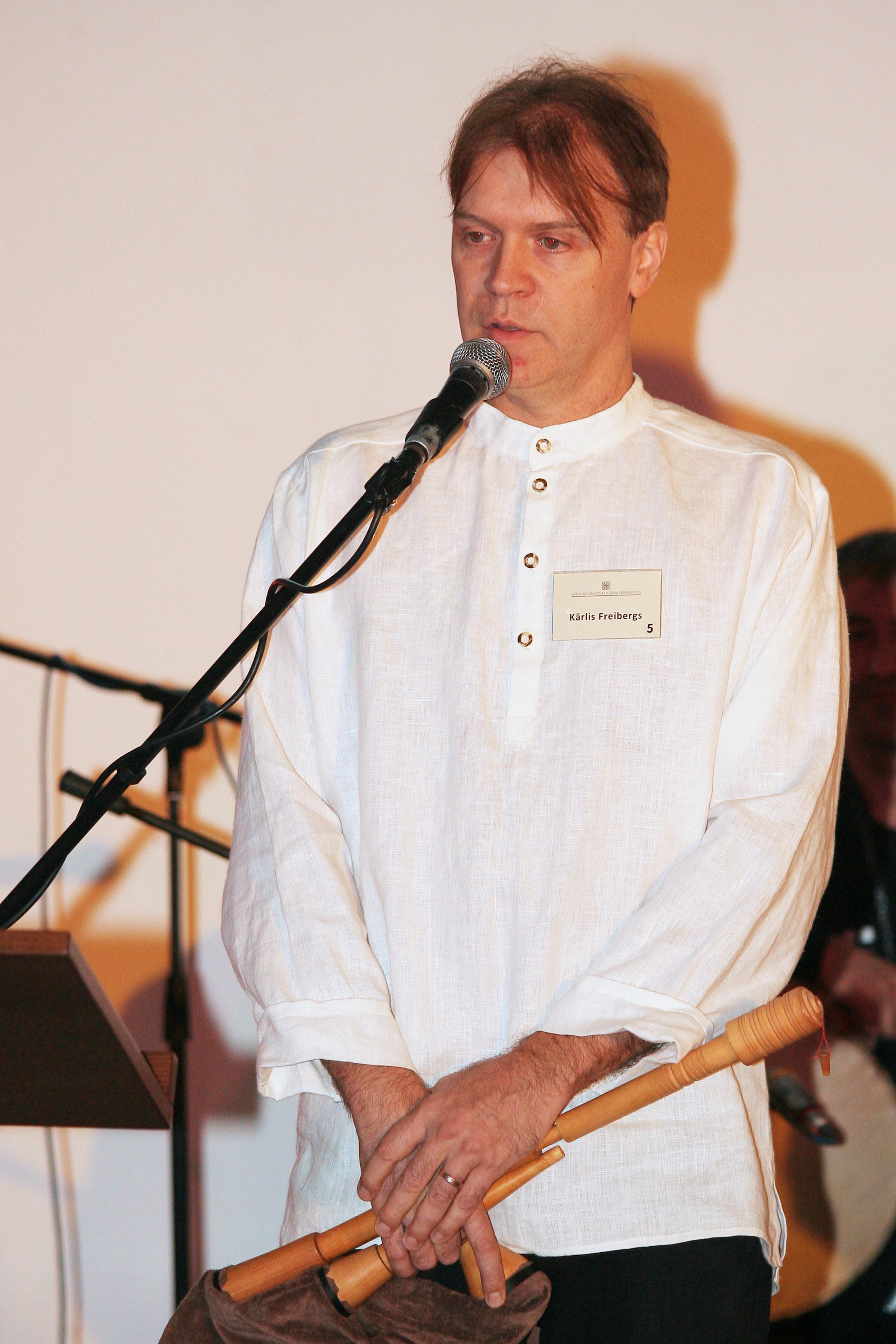 Kārlis Roberts Freibergs