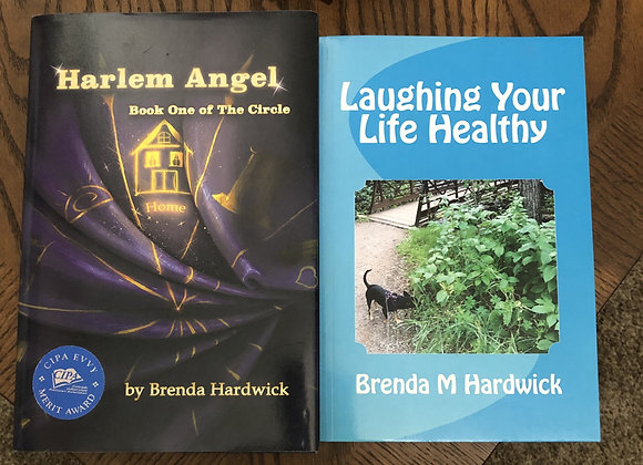 Brenda's First Books Published